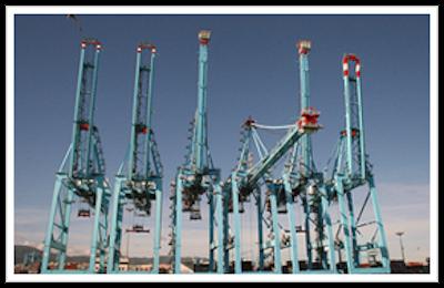 Overhead / Harbor Cranes